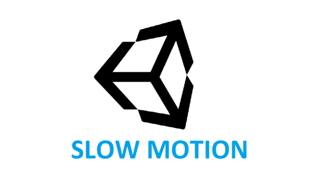 Unity Simple Slow Motion Effect Guide