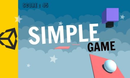 Creating a Simple Game With Unity3D